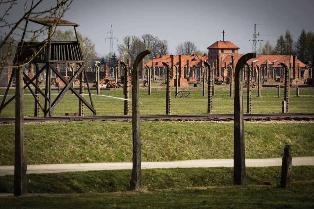 Aspecto de Birkenau (abril de 2018)