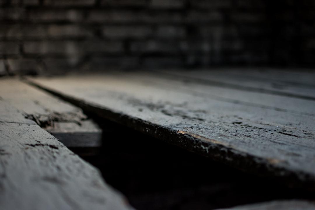 En Birkenau, Auschwitz II. Destinado a persoas incapaces de traballar, coa morte sinalada. Moitas delas non chegaban ao día do seu asasinato.